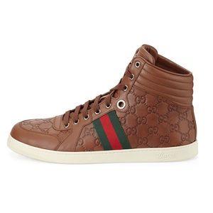 Gucci Coda High Top Sneakers